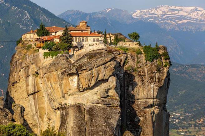 Экскурсия «Парящие в воздухе» монастыри Метеоры. Целый день