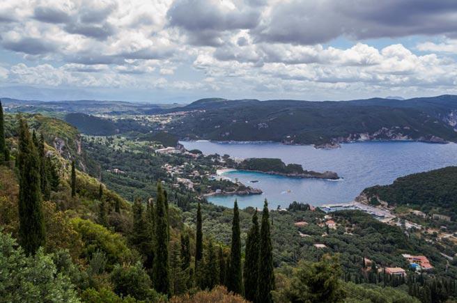 Обзорная экскурсия-красивейшие места острова Корфу. 6 часов