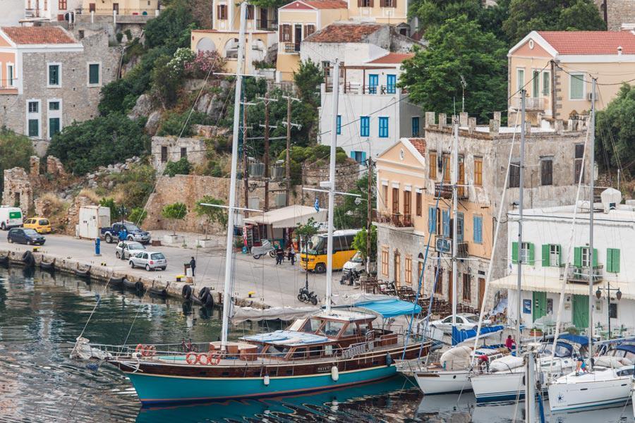 Паломнический круиз с Корфу на яхте. 11 дней-10 ночей