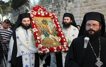 Праздник Вербного Воскресенья и посещение крестного хода Св. Спиридона. 30 марта-2 апреля. прилёт/ вылет Корфу