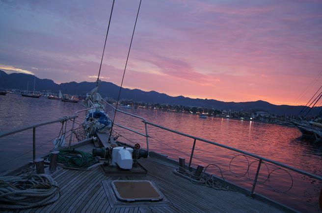 Паломнический круиз на яхте. 8 дней-7 ночей. прилёт/ вылет Корфу