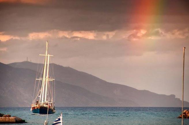 Паломнический круиз на яхте. 8 дней. прилёт Корфу /вылет Закинфос